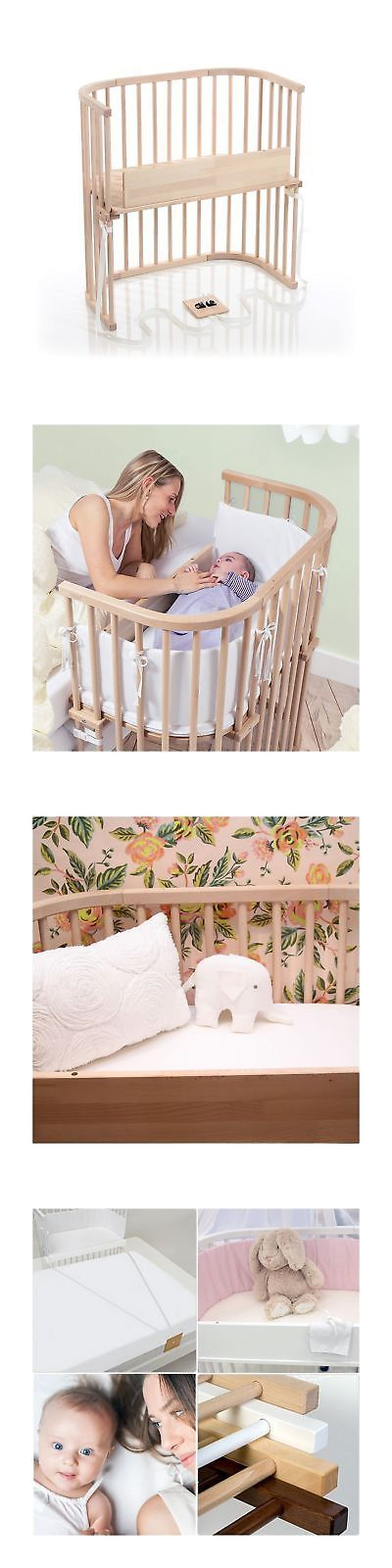 Baby Co-Sleepers 121152: Babybay Bedside Sleeper (Untreated Finish) Untreated Finish -> BUY IT NOW ONLY: $429.77 on eBay!