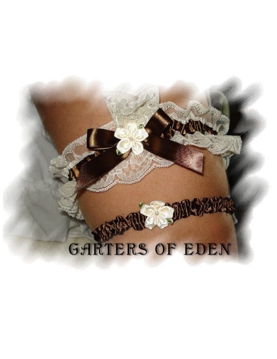 Garter - different color??
