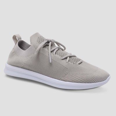 Women's Fleur Knit Lace up Sneakers - Mossimo Supply Co.™ at Target.  Affiliate