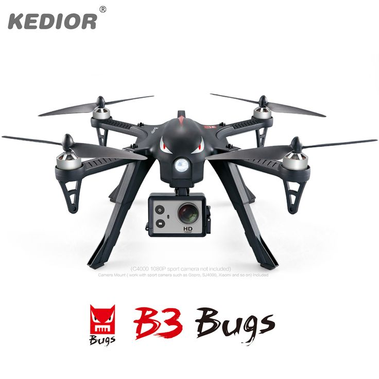 https://buy18eshop.com/kedior-mjx-b3-bugs-3-rc-quadcopter-brushless-6-axis-gyro-rc-dron-professional-uav-drone-with-camera-mounts-for-gopro-camera/  Kedior MJX B3 Bugs 3 RC Quadcopter Brushless 6-Axis Gyro Rc Dron Professional UAV Drone with Camera Mounts for Gopro Camera   //Price: $161.99 & FREE Shipping //     #DRONES