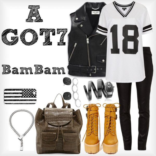 Dating bambam would include