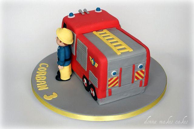 Fireman Sam Cake | Flickr - Photo Sharing!