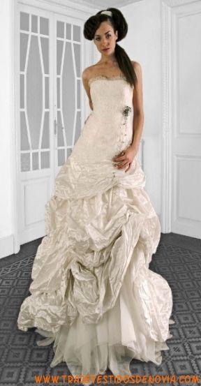 Amelia   Vestido de Novia  Inmaculada Garca