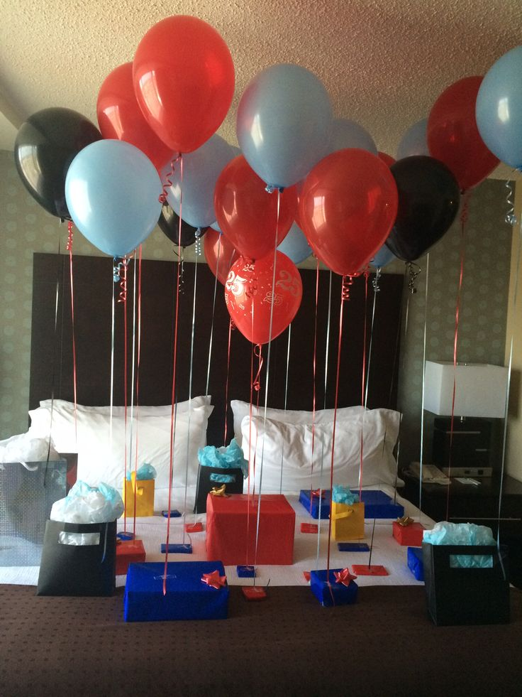 25 Gifts For 25th Birthday Amazing Idea He Loved It