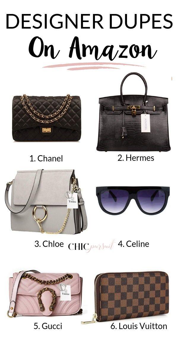 b8c968239 The Best Designer Dupes On Amazon - For Cheap! Including designer handbag  dupes, designer