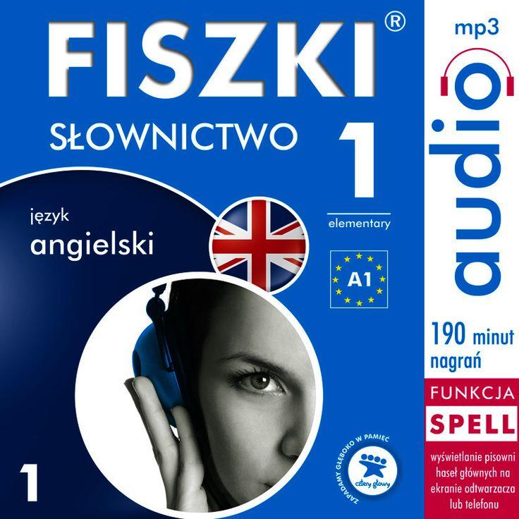 FISZKI AUDIO MP3 - Język Angielski (Słownictwo) - zobacz więcej i pobierz pełną wersję kursu na stronie: http://szybkanauka24.pl/angielski-fiszki-audio-mp3-szybka-nauka-slowek/