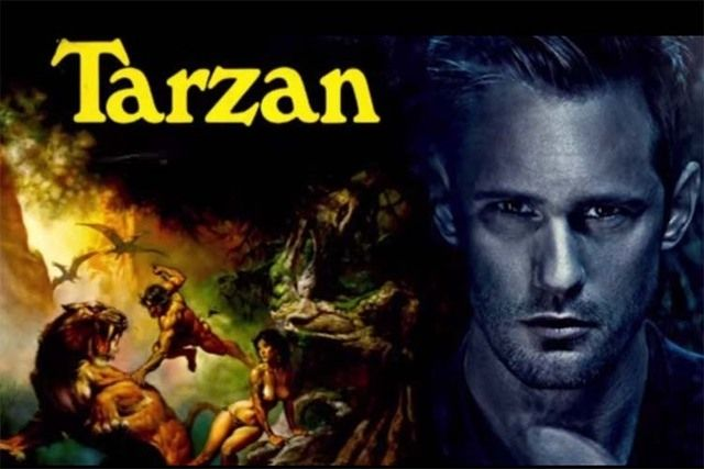 "Tarzan - Principal photography is underway on Warner Bros. Pictures' and Village Roadshow Pictures' new Tarzan 3D action adventure, starring Alexander Skarsgård (HBO's ""True Blood"") as the legendary character created by Edgar Rice Burroughs."