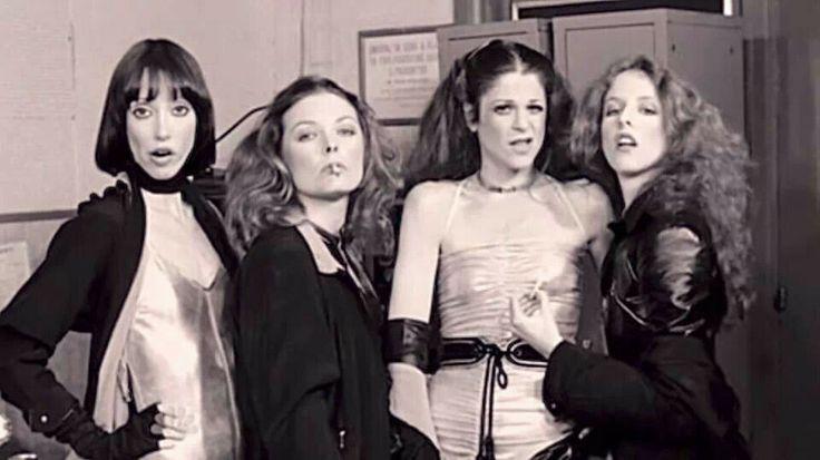Gilda, Jane, Lorraine and Susan.