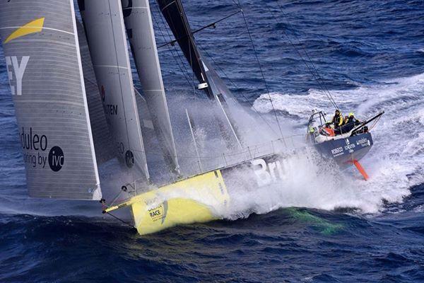 team brunel | volvo ocean race, sailing yacht, sailing