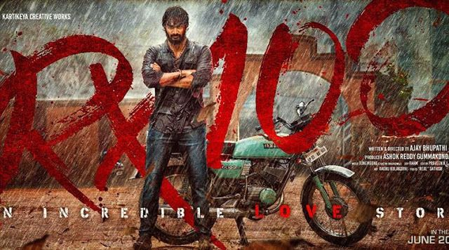 Rx 100 Movie 2018 Click Here To Download Shiva Kartikeya Is A Village Youth Who Falls For A City Bred Girl Telugu Movies Telugu Movies Online Movie Songs