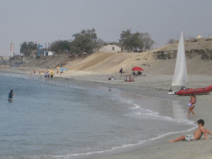 Playa Rinconada Mejillones chile