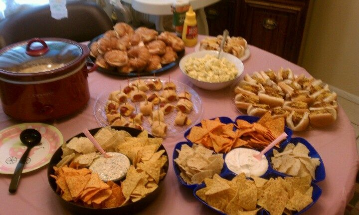 Baby Shower Snacks Recipes ~ Finger foods for baby shower recipes