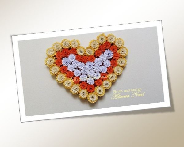How to make a Quilling Heart | Alberta Neal #QuillingTutorial #AlbertaNeal