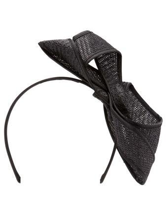MAX ALEXANDER bow fascinator on headband #cupday #myerspringfashion