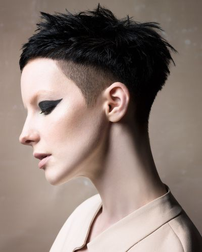 Hair: Brent Barlow & Rosie Binns at Ethos Hairdressing. Make-up: Jemma Stokes. Photographer: Jamie Cowlishaw.