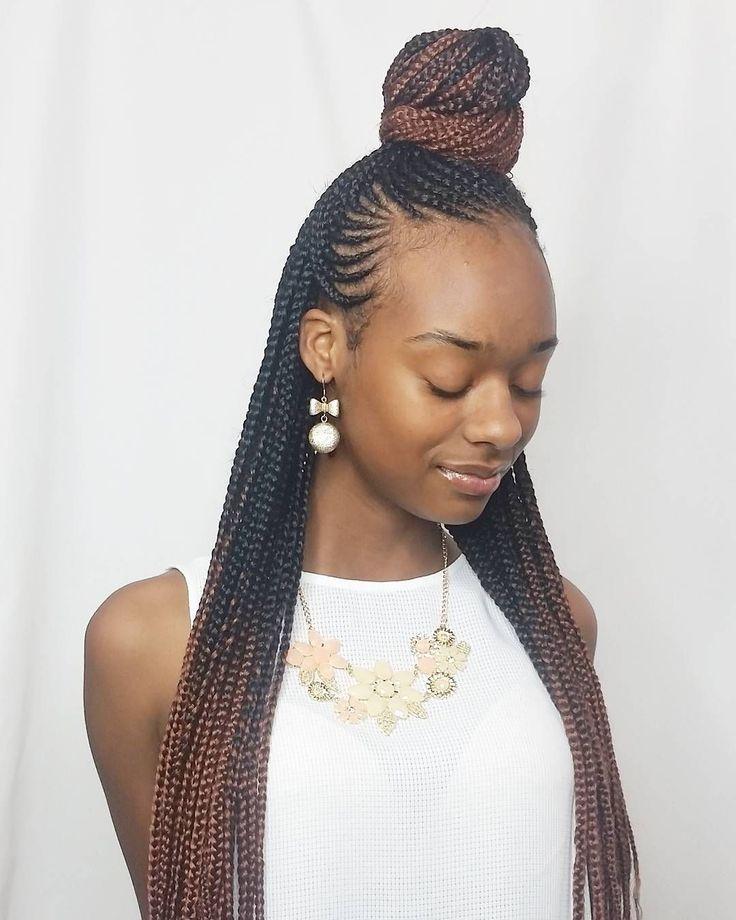 Fulani Braid Inspiration 14 Gorgeous Fulani Braided