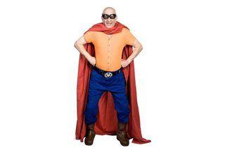 How to Make a Cheap Superhero Costume | eHow