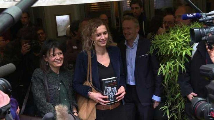 Les jurés du Renaudot ont récompensé avec ce roman l'un des succès public et critique de la rentrée littéraire.