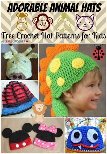 1368 Best Crochetchildren Images On Pinterest Crochet Hats