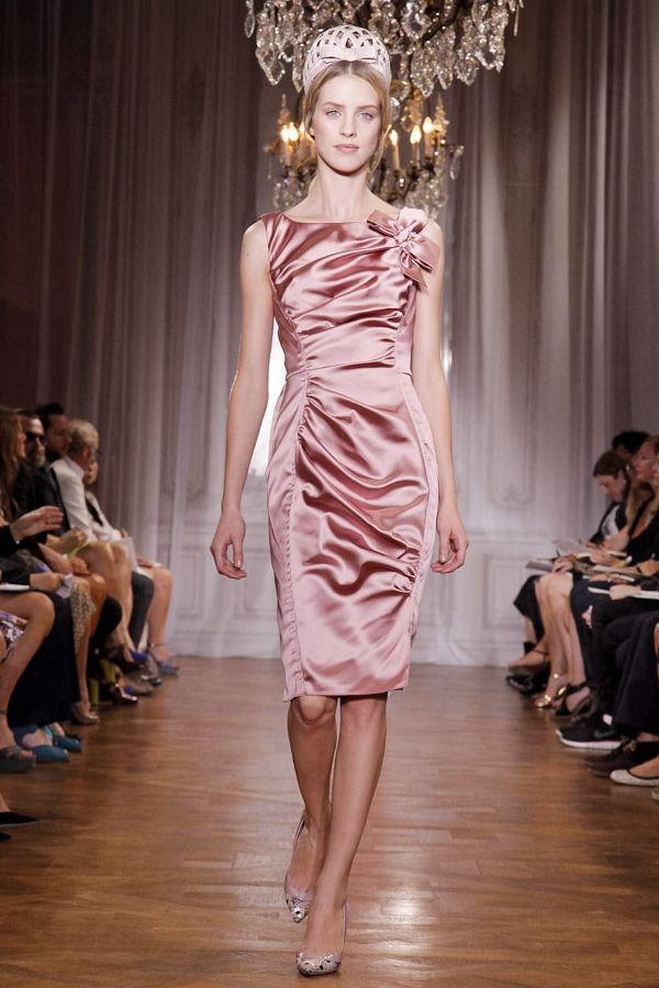 Nina Ricci 2012, Paris Fashion Week