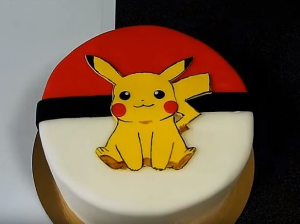 pokemon birthday cake                                                                                                                                                                                 More