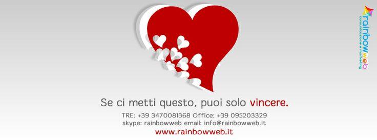 #rainbowweb #colors #web #design #grafica #cuore