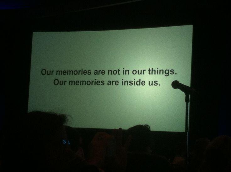 '15 Quote van The Minimalists