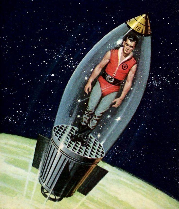 58 Best Retro Scifi Images On Pinterest: 2504 Best Sciences Fictions, Anticipations, Futuristiques