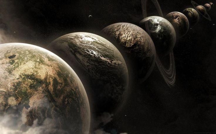 Eğer Yaşadığımız Evrenin Bir Kopyası Varsa, Diğer Dünyalar Nerede Saklanıyorlar?