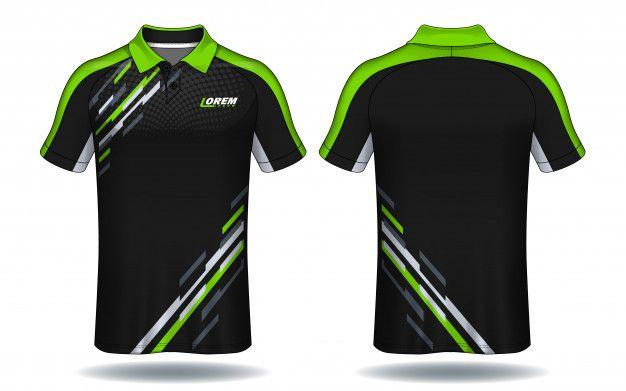 Download T Shirt Polo Design Sport Jersey Template Polo Design Sports Shirts Sports Logo Inspiration