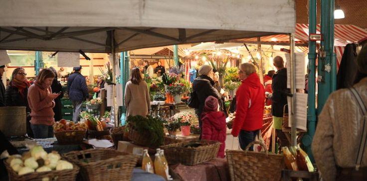 DE Berlin, Markthalle Neun, Berlin Kreuzberg: Wochenmarkt, Food-Tastings, Streetfood-Thursday, ...