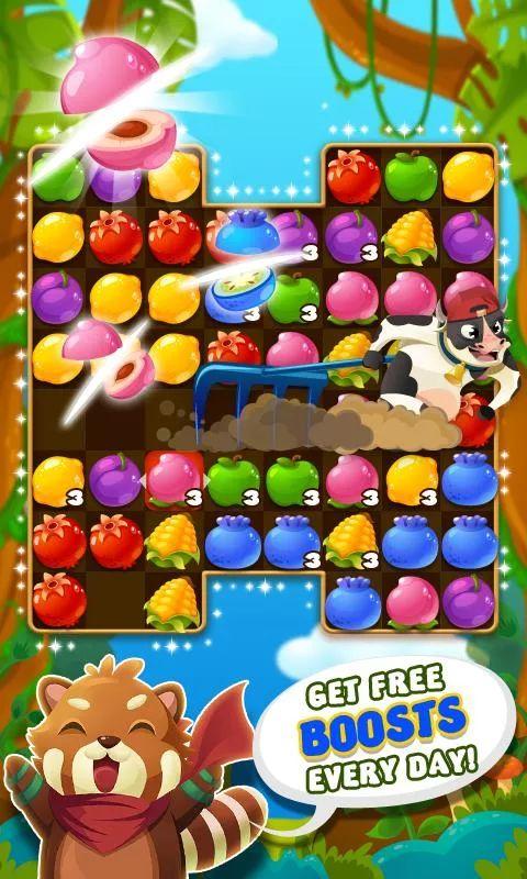 Fruit Splash- screenshot
