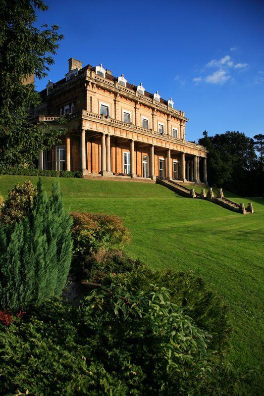 Headington Hill Hall, Oxford. Event Venue