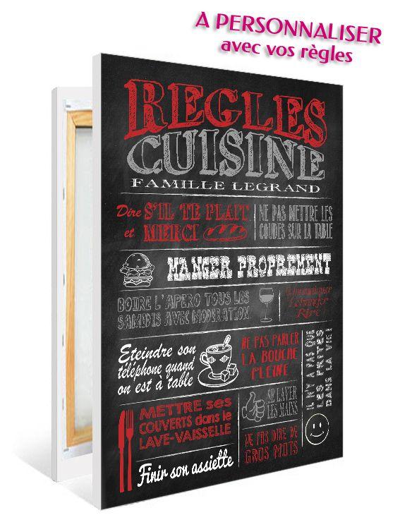 Les 10 meilleures images propos de tableaux for Tableau cuisine rouge