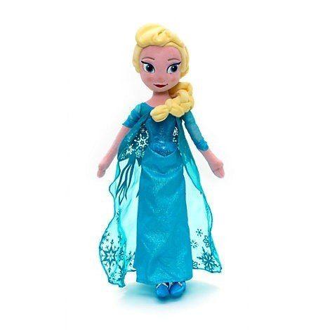 Peluche Frozen Elsa Disney Sotre (Otras) a ARS 800  en  PrecioLandia Argentina (8fs35h)