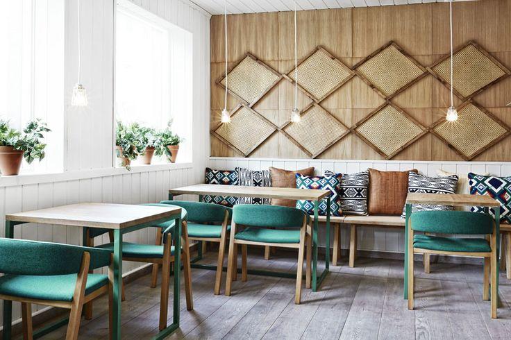 Hot spot espagnol à Oslo |MilK decoration