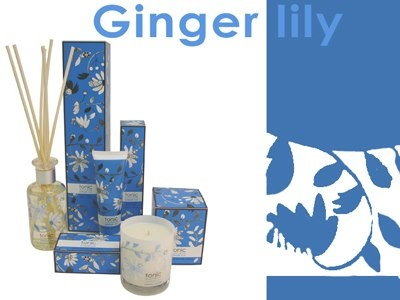 our beautiful heritage ginger lily range