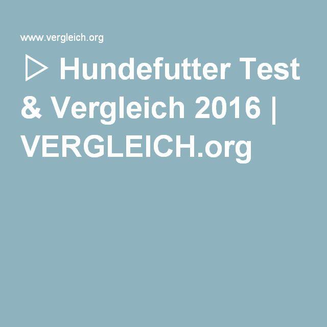 ▷ Hundefutter Test & Vergleich 2016 | VERGLEICH.org