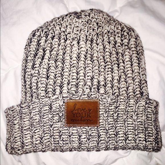 Love Your Melon Beanie Never been worn! Ordered two by accident and took off the tag. Love your melon Accessories Hats