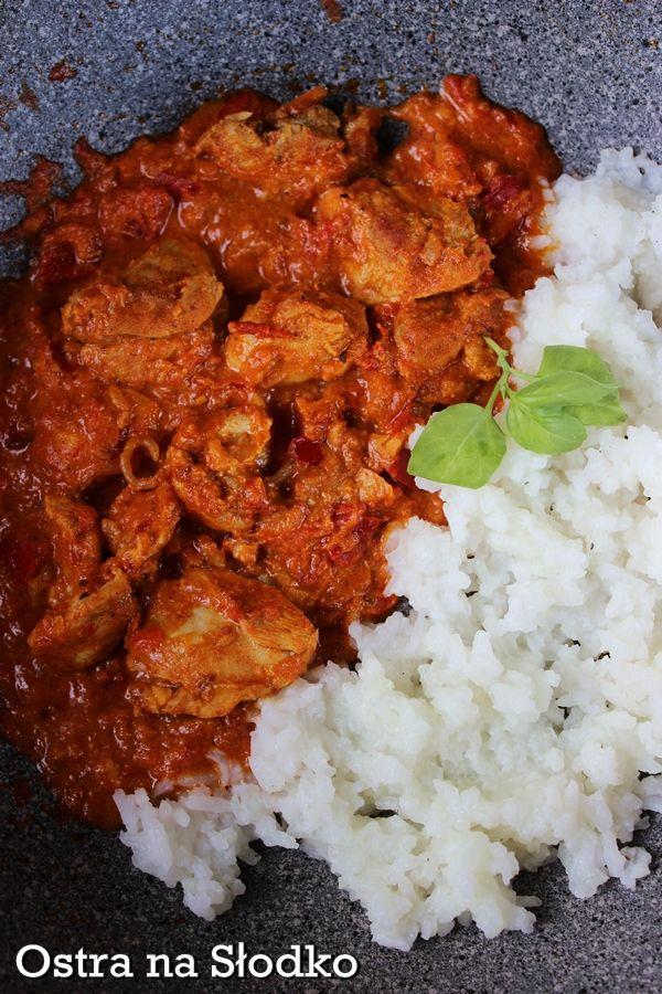 Kurczak Tikka Masala Kuchnia Swiata Pinterest Cooking And Recipes