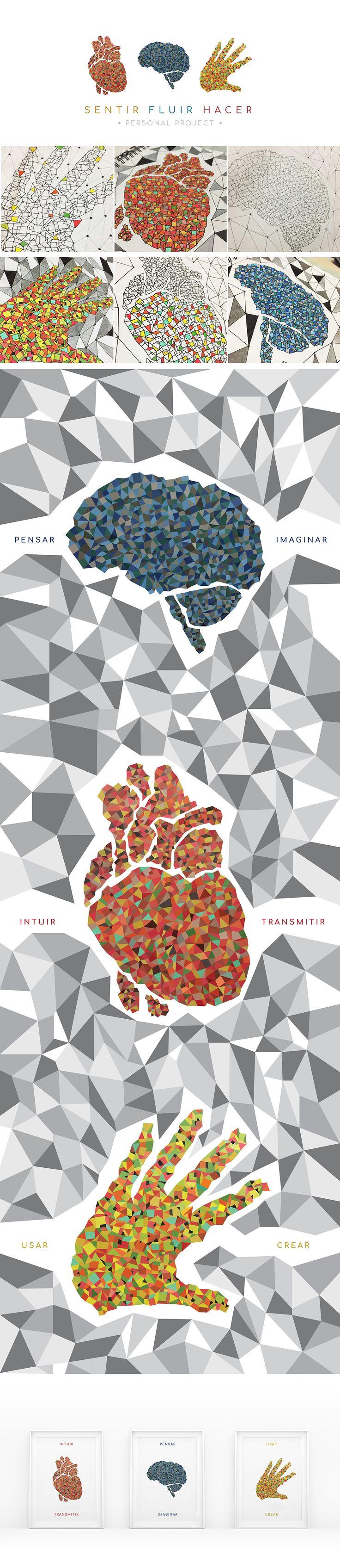 "Echa un vistazo a mi proyecto @Behance: ""Color & Senses"" https://www.behance.net/gallery/60050411/Color-Senses"