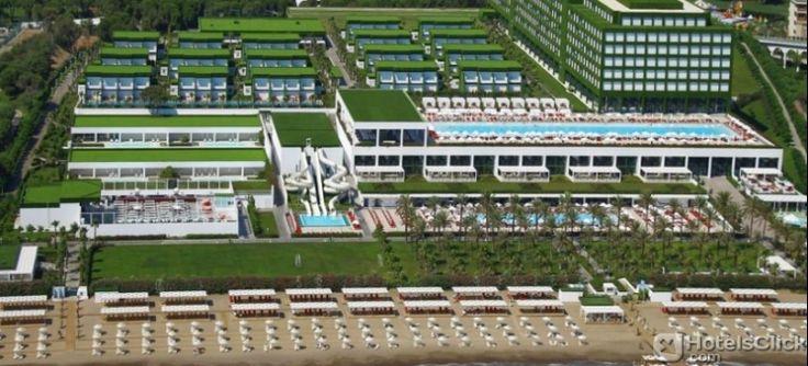 L' Hotel Royal Adam & Eve è una lussuosa struttura a 5 stelle situata nella zona forestale di Belek, in #Turchia. https://www.hotelsclick.com/alberghi/turchia/belek/136869/hotel-royal-adam-and-eve.html