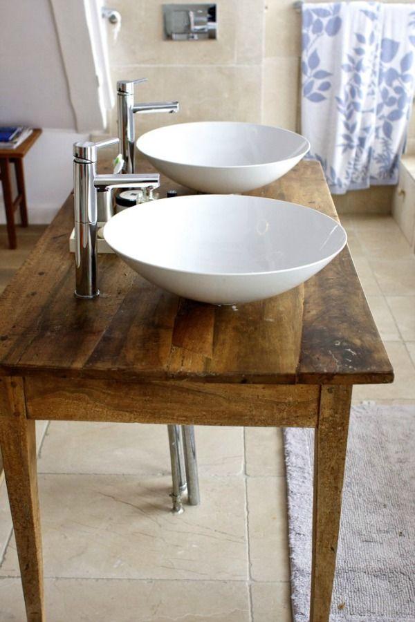 39 best Landelijke badkamermeubels images on Pinterest   Bathroom ...