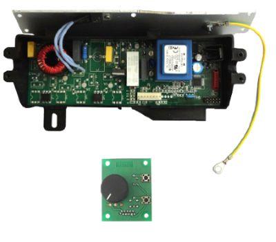 Analog speed regulator for 900W single-phase motors FEGR016
