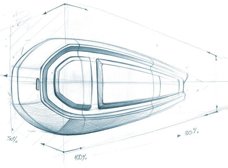 Estudio de la perspectiva en los objetos y técnicas de Mano alzada.