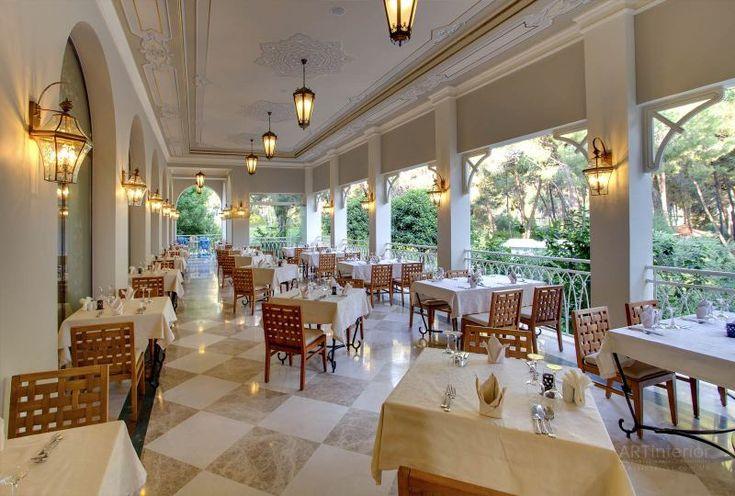 Дизайн интерьера баров и ресторанов от «Artinterior»
