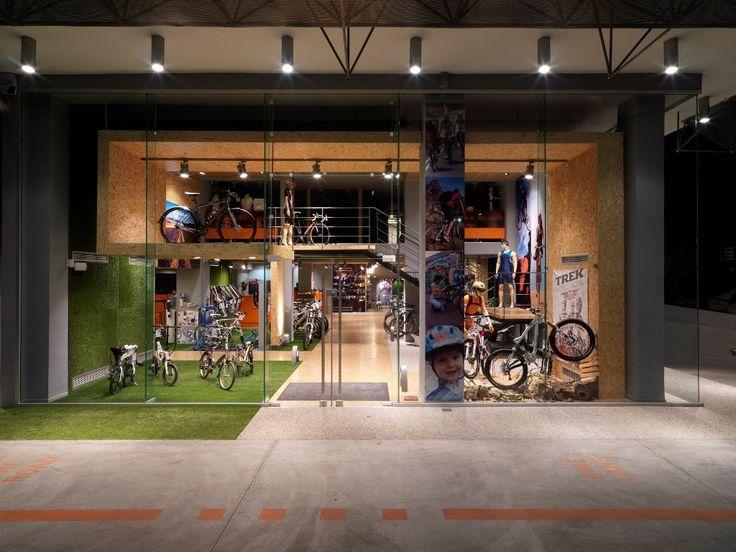 Cyclist shop React Architects Archello Architect