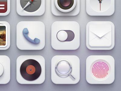Ishtar icons(+)