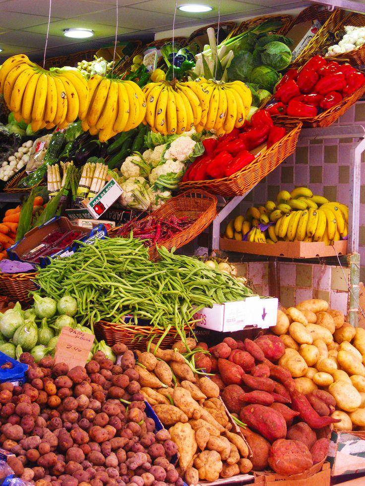 Mercado de Nuestra Señora de África, Santa Cruz de Tenerife
