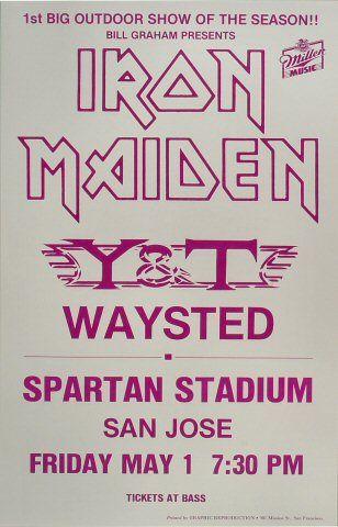 .Iron Maiden